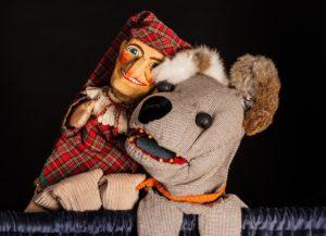 Koblenzer Puppenspiel - Der Spielzeugkönig.